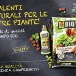 terriccio biologico compo sana per orto frutta e piante ornamentali